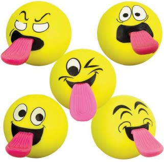 Emoji Tongue Balls
